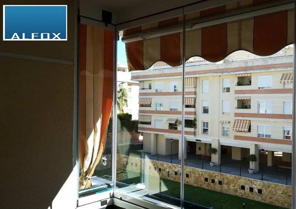 Ver cortinas affordable elegante de ver cortinas salon - Alfombras baratas malaga ...
